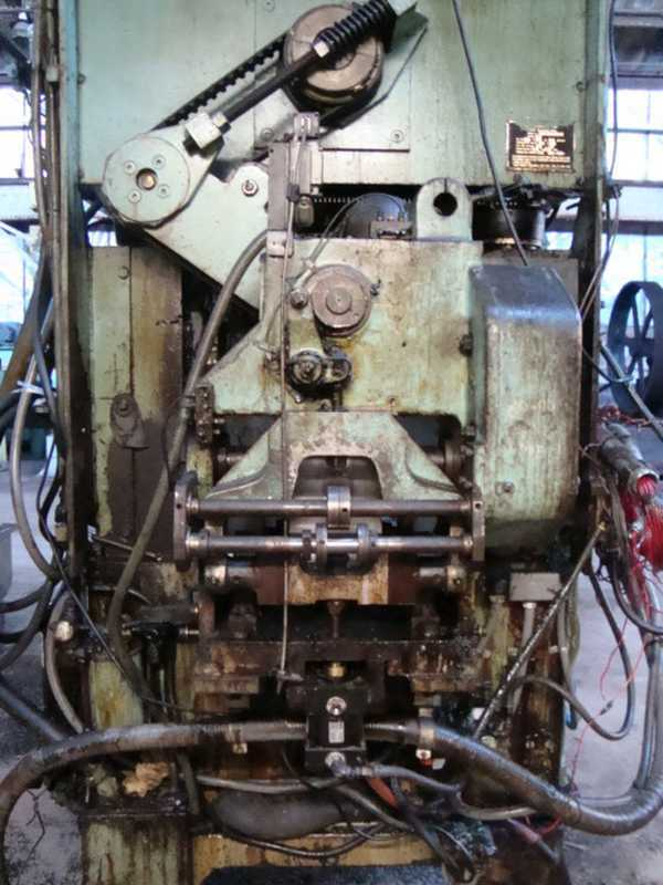 100 Ton Oak Laminating Press