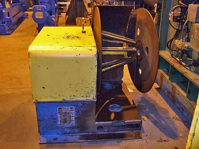 """0.500"""" x 0.125"""" Pro Eco Scrap Winder"""