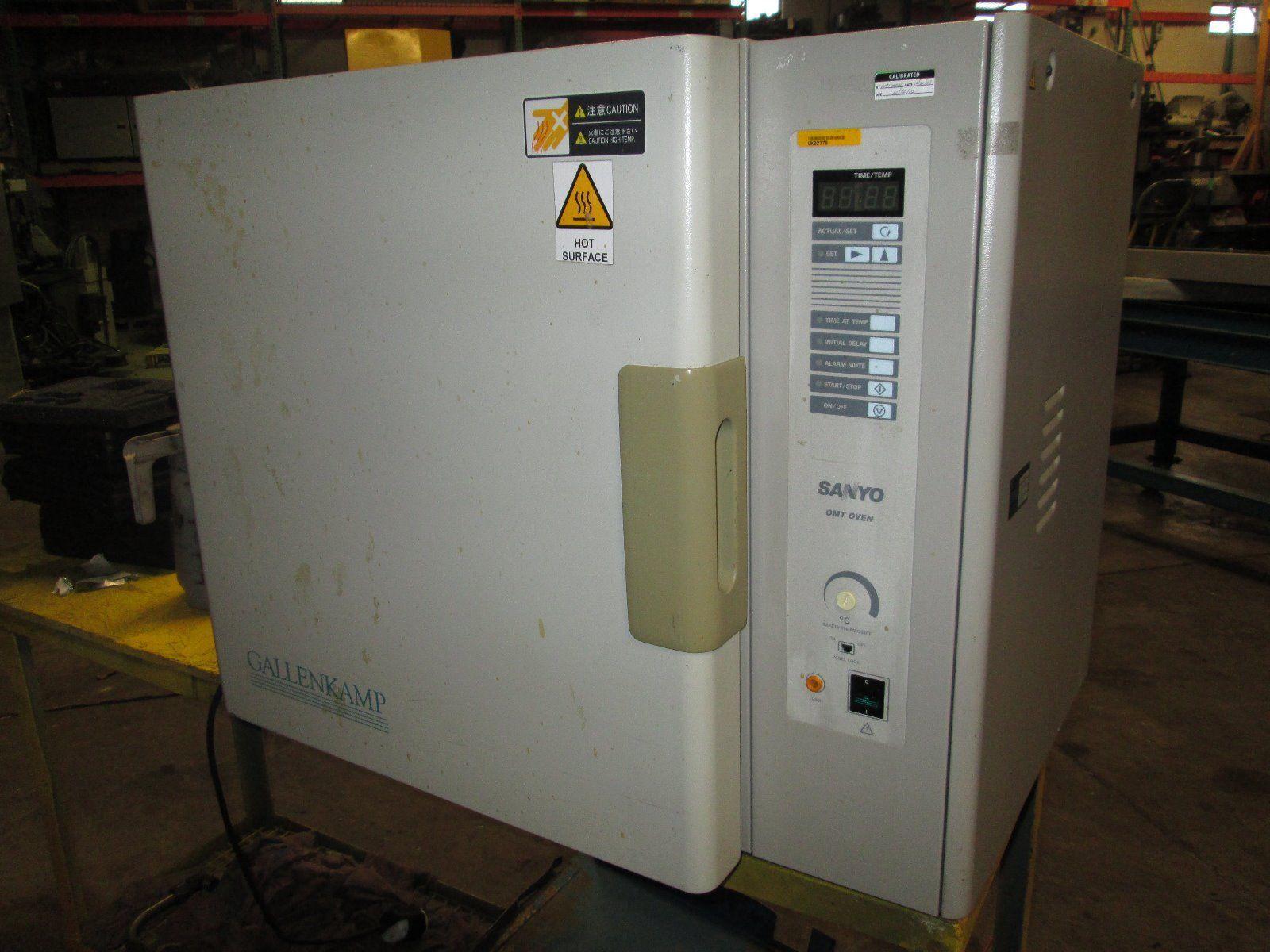 Sanyo Gallen Kamp Laboratory Oven