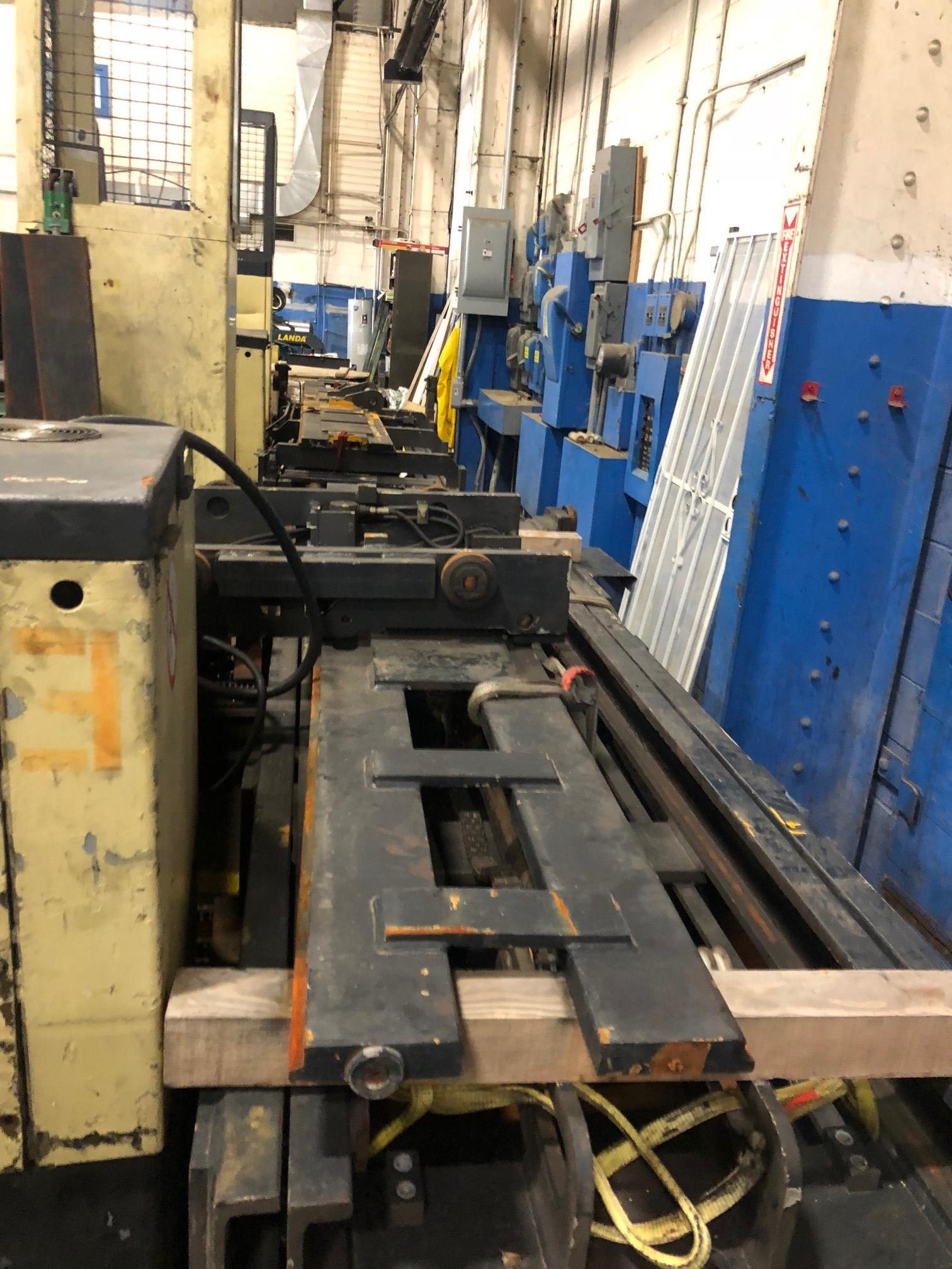 HUBTEX MSU 45 Forklift Sideloader