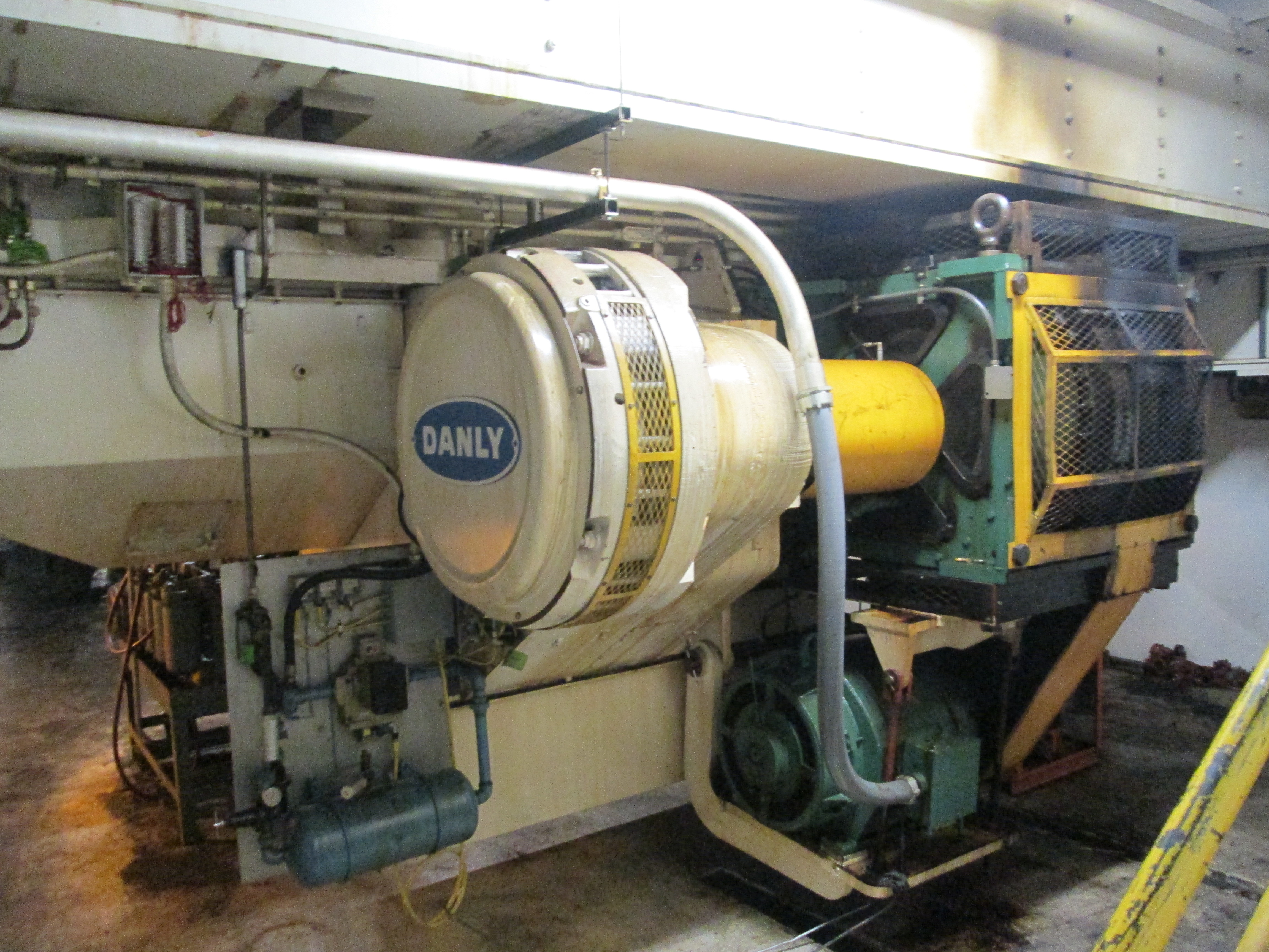 Danly 1000 ton Stamping Press
