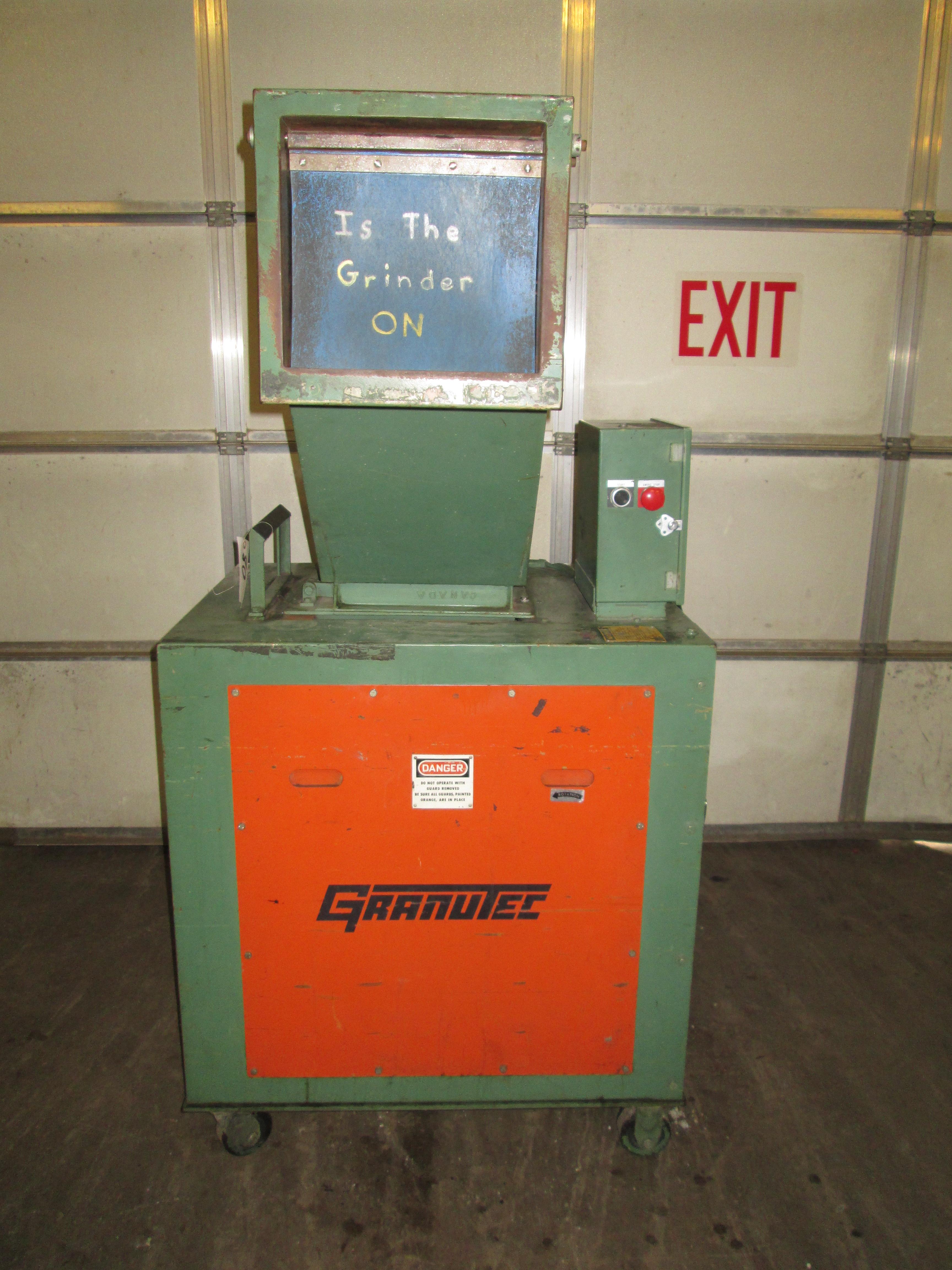 Granutec Granulator