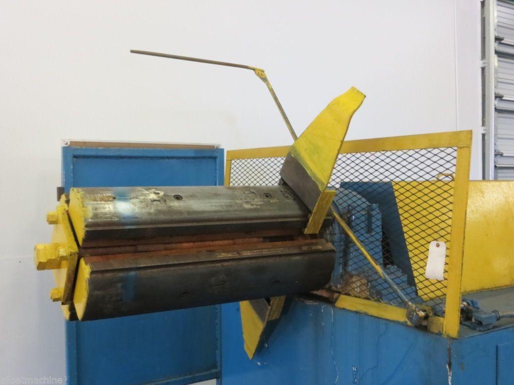 20,000 lb Rowe Uncoiler