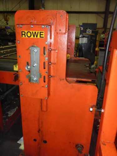 """0.250"""" x 3' Rowe CTL Coil Shear"""
