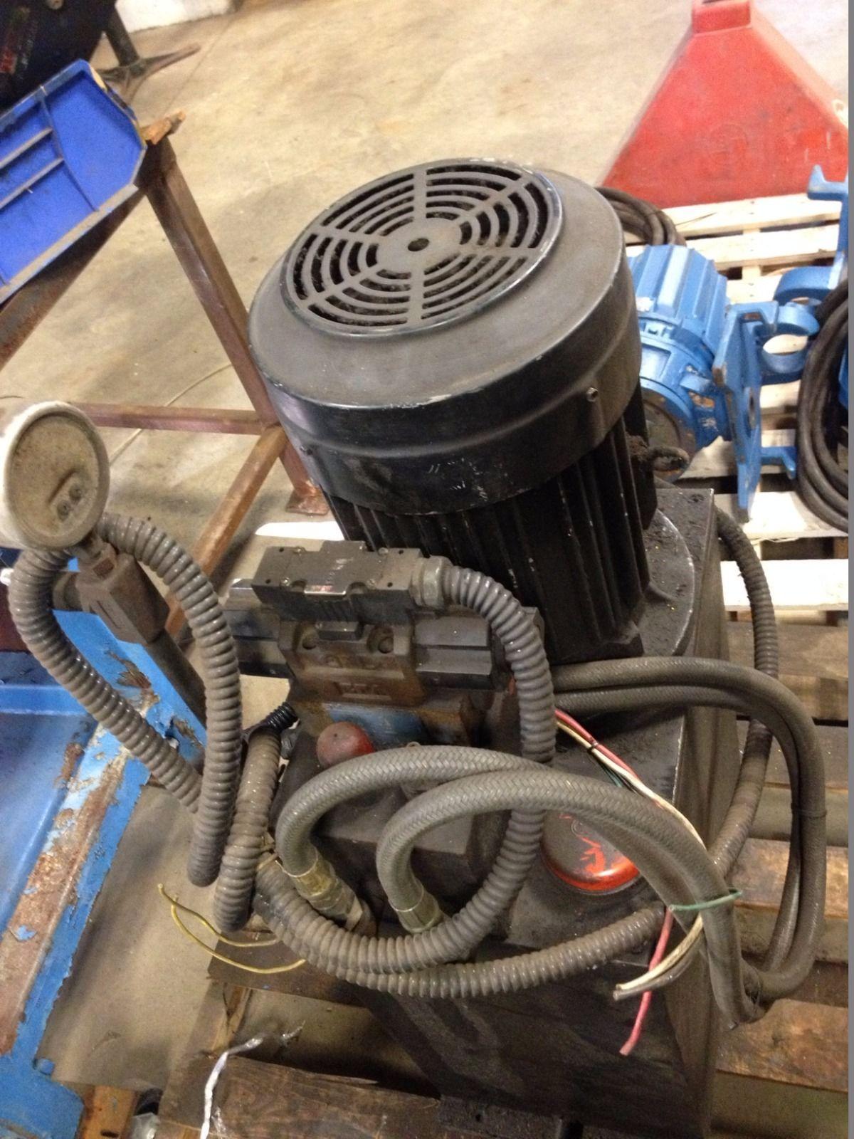 Hydraulic Pump Hydraulic Power Unit