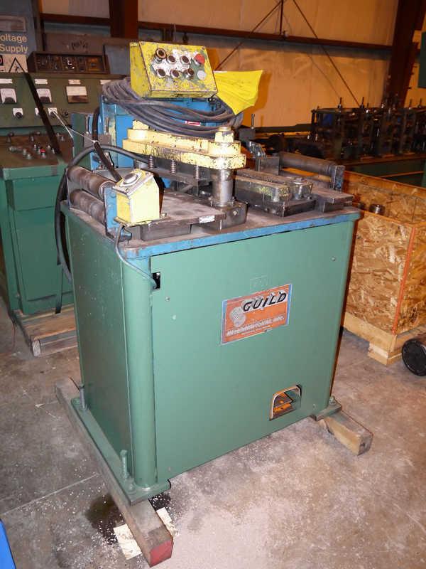 "2.500"" x 0.125"" Yoder M2 Tube Mill"