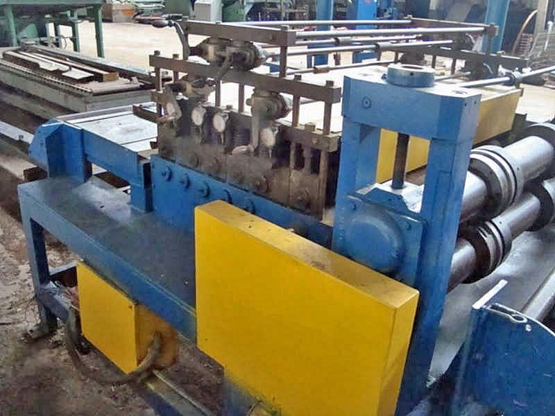 Engel Coil Cut To Length Line