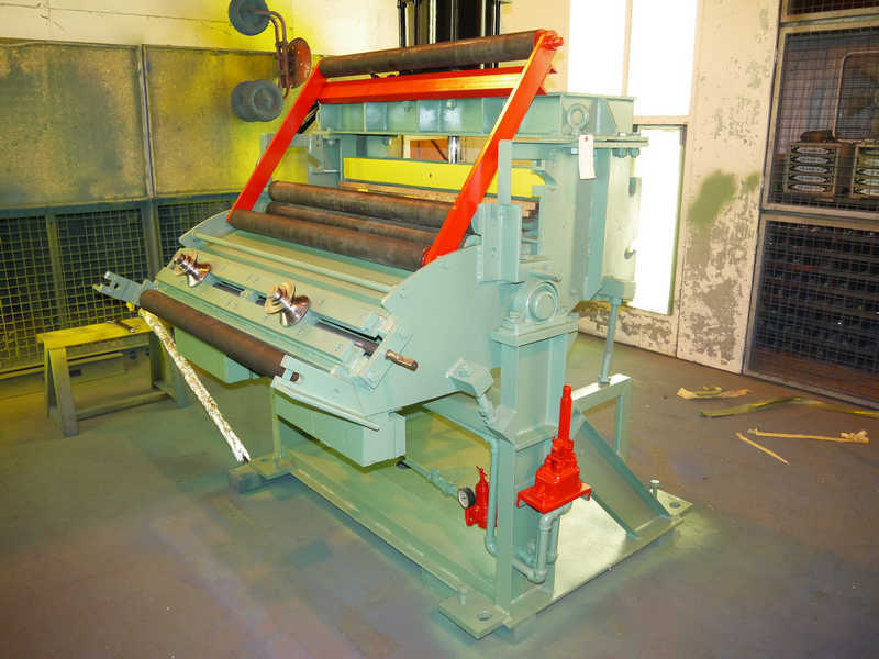 Coil Tension Stand, Herr Voss, 40