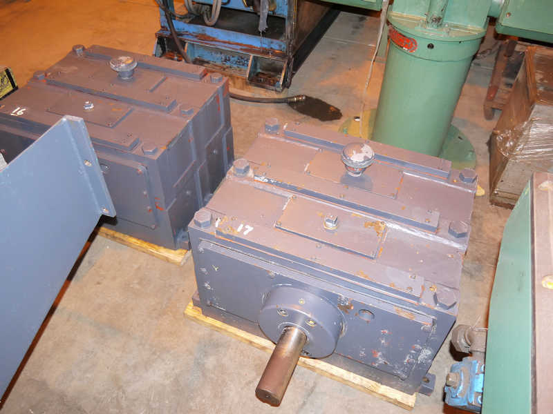 Leveler Gearbox, Voss