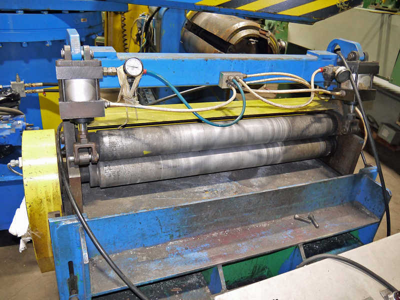 Coil Roll Feed, Mecon, 32""