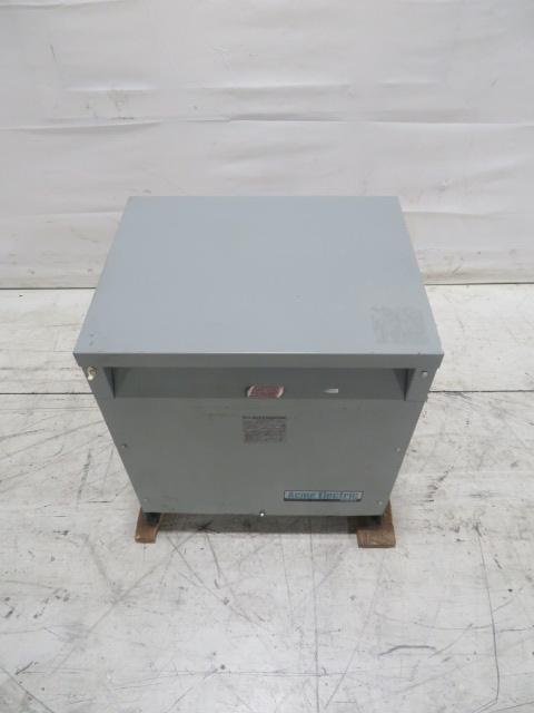 Acme Used General Purpose 45KVA, 480 to 208/120 Transformer