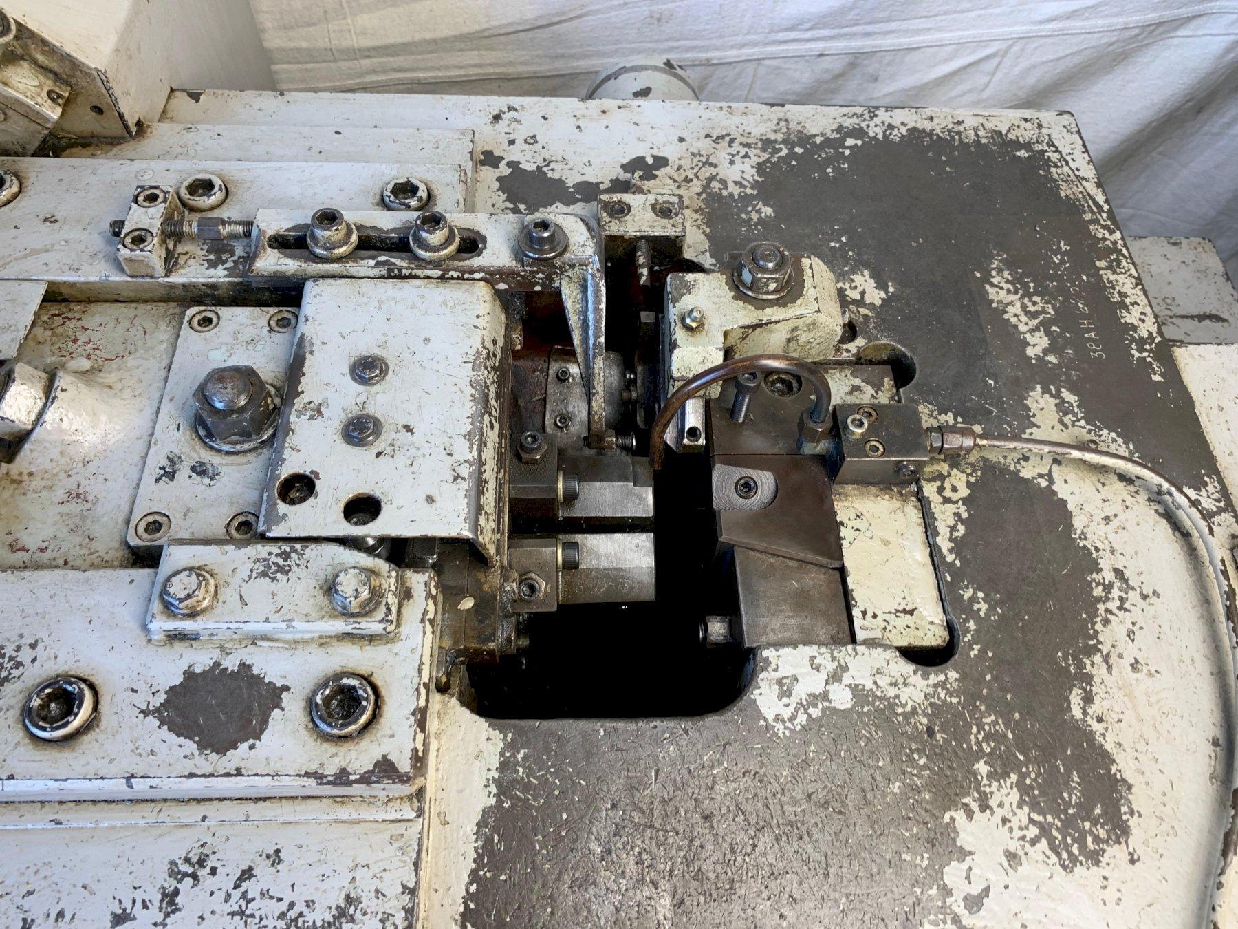 """3/16"""" Sacma DSSD Model SP-01  High Speed Cold Header"""
