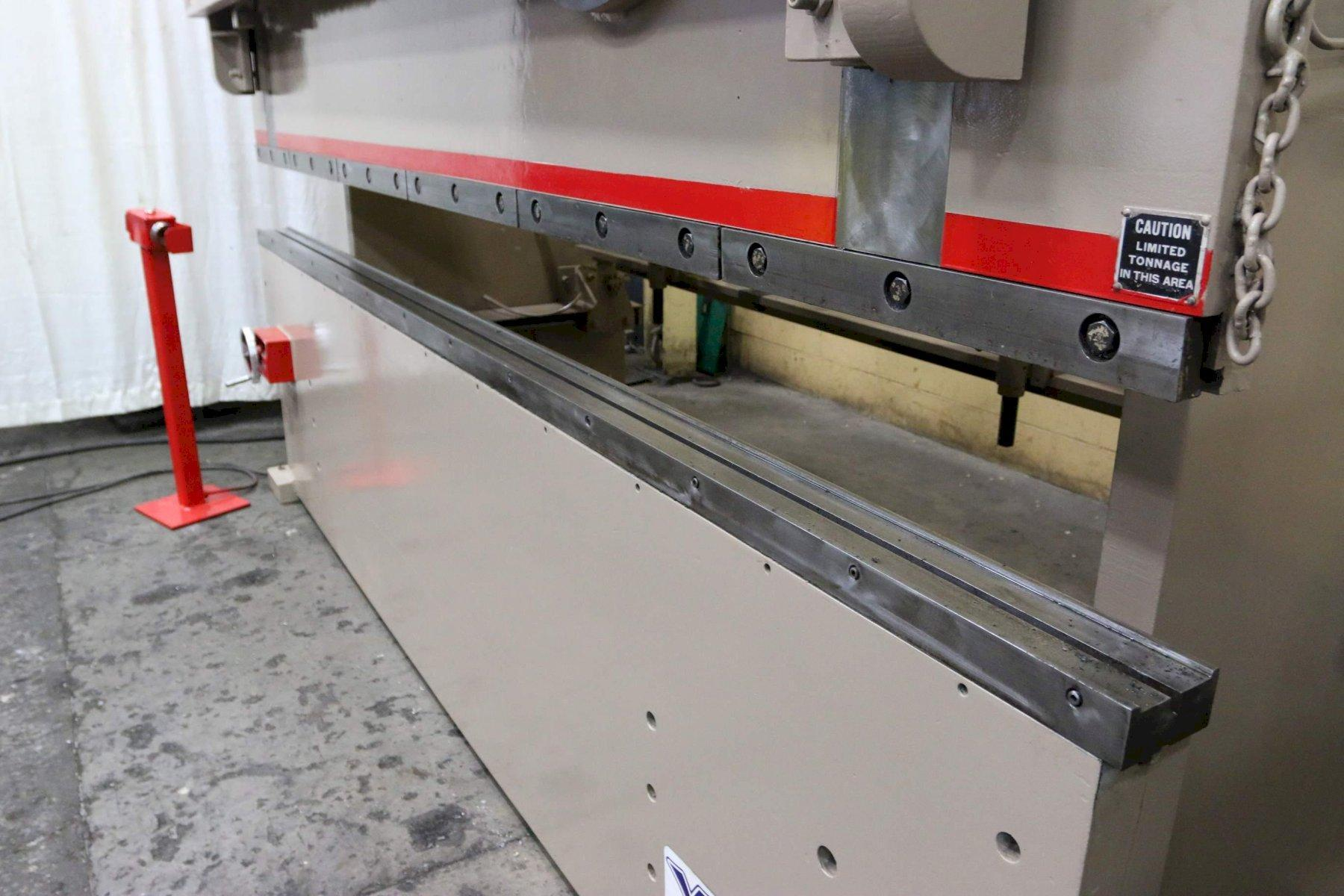 200 TON x 12' HTC MODEL 200-12H HYDRAULIC PRESS BRAKE