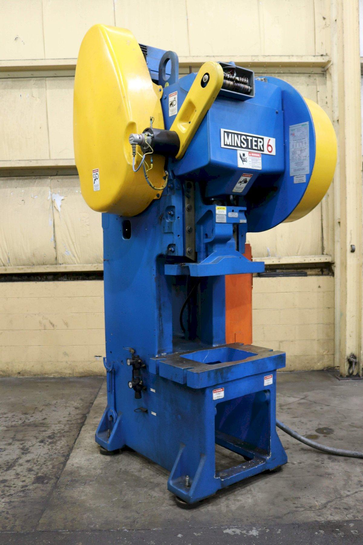 60 Ton Minster OBI Press