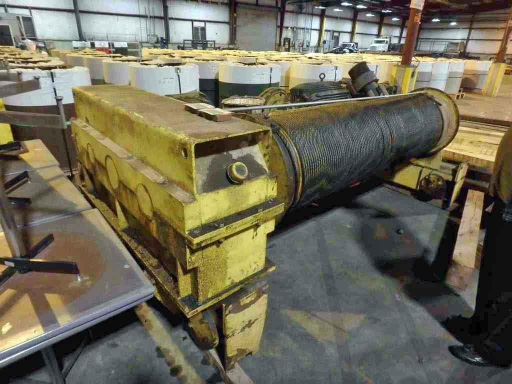 Crane Trolly, Zenar, 30 Ton
