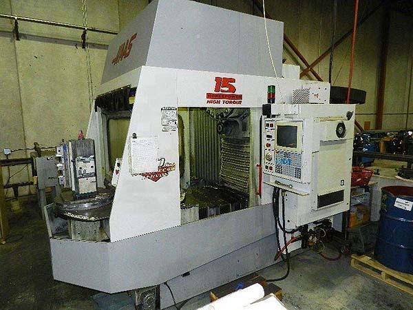 Haas HS-1 2-Pallet CNC Horizontal Machining Center