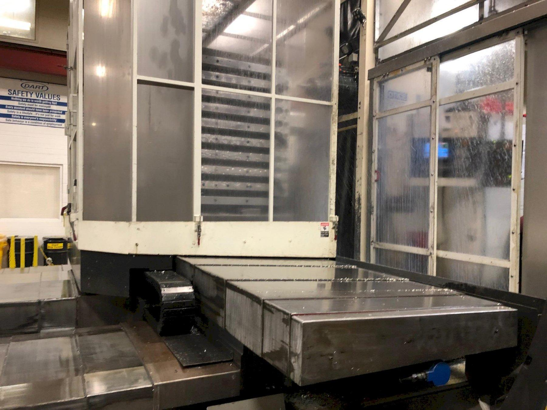 Toshiba BTD-110R16 CNC Table Type Horizontal Boring Mill