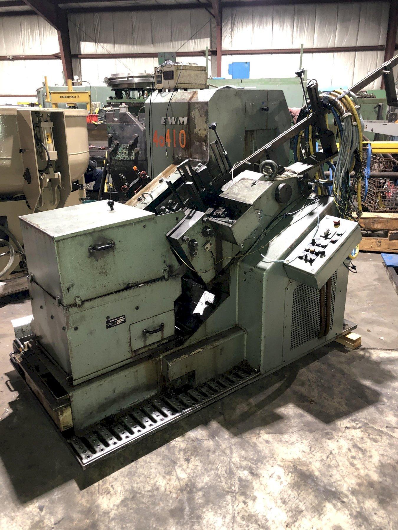 """3/8"""" EW Menn Model GW-83 L High Speed Flat Die Thread Roller"""