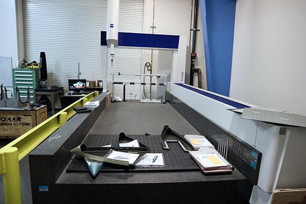ZEISS2011 Zeiss Mass Accura RDS 16/42/14 DCC Coordinate Measuring Machine (CMM)