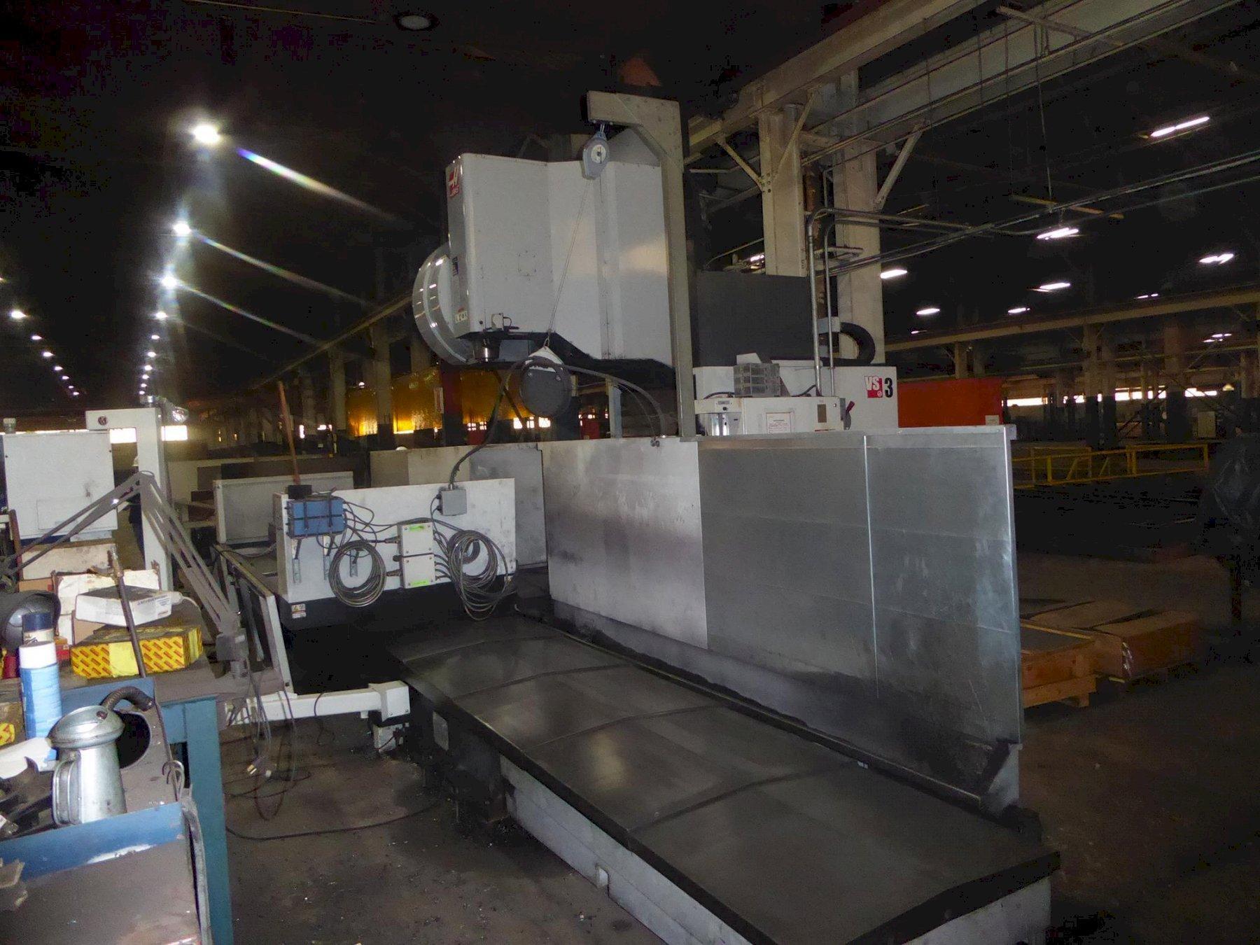 Haas VS-3 CNC Vertical Machining Center