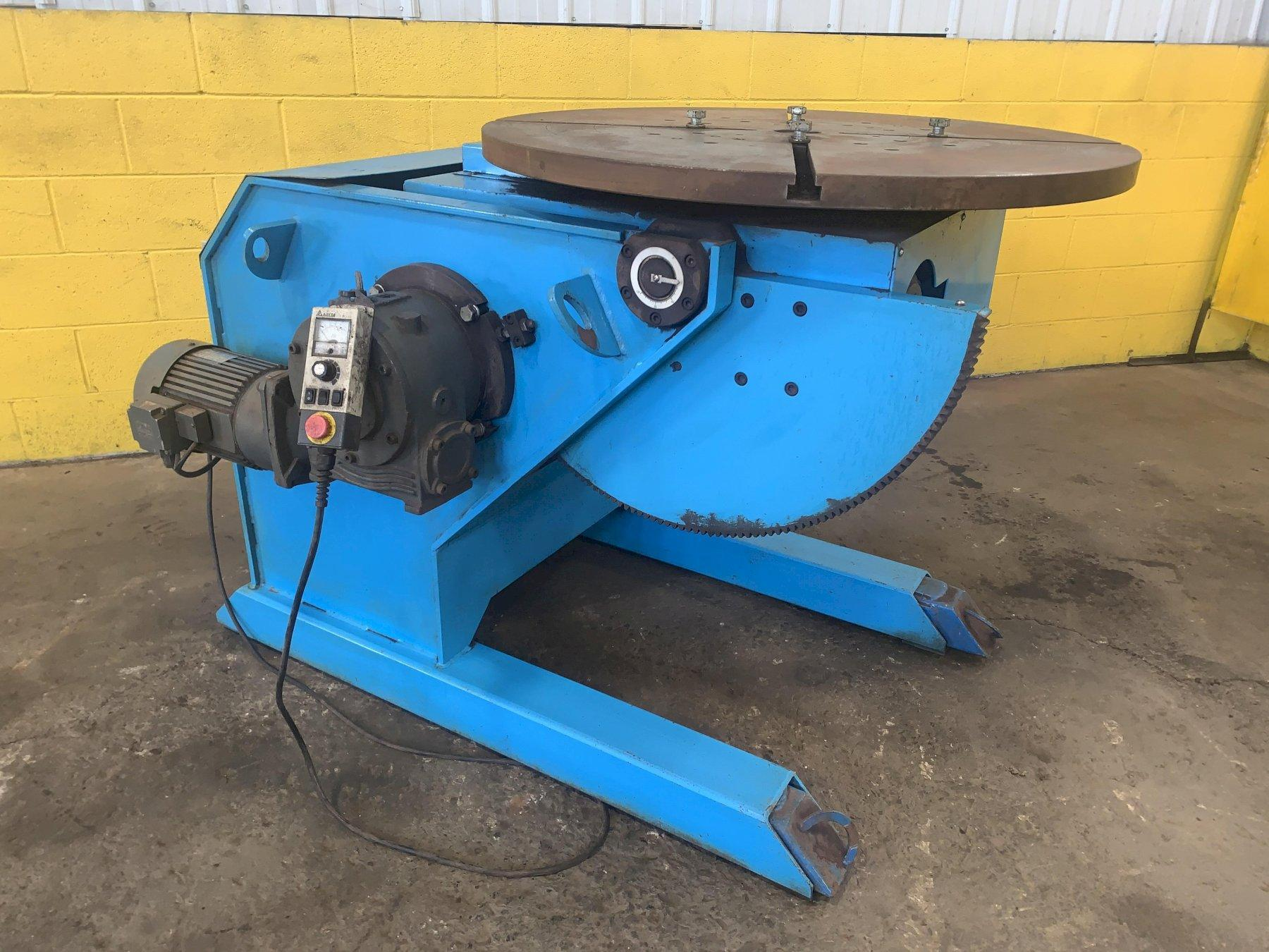 3000 LB PRO-ARC MODEL #PT-3000 WELDING POSITIONER: STOCK #13730
