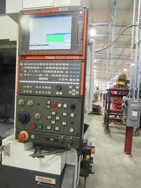 "MAZAK NEXUS 510C-ii, Mazak Matrix CNC Control, 51"" x 22"" Table, X=41"", Y=21"", Z=20"", 30 Station Tool Changer, 12,000 RPM, Cat-40, Probe, New 2007."