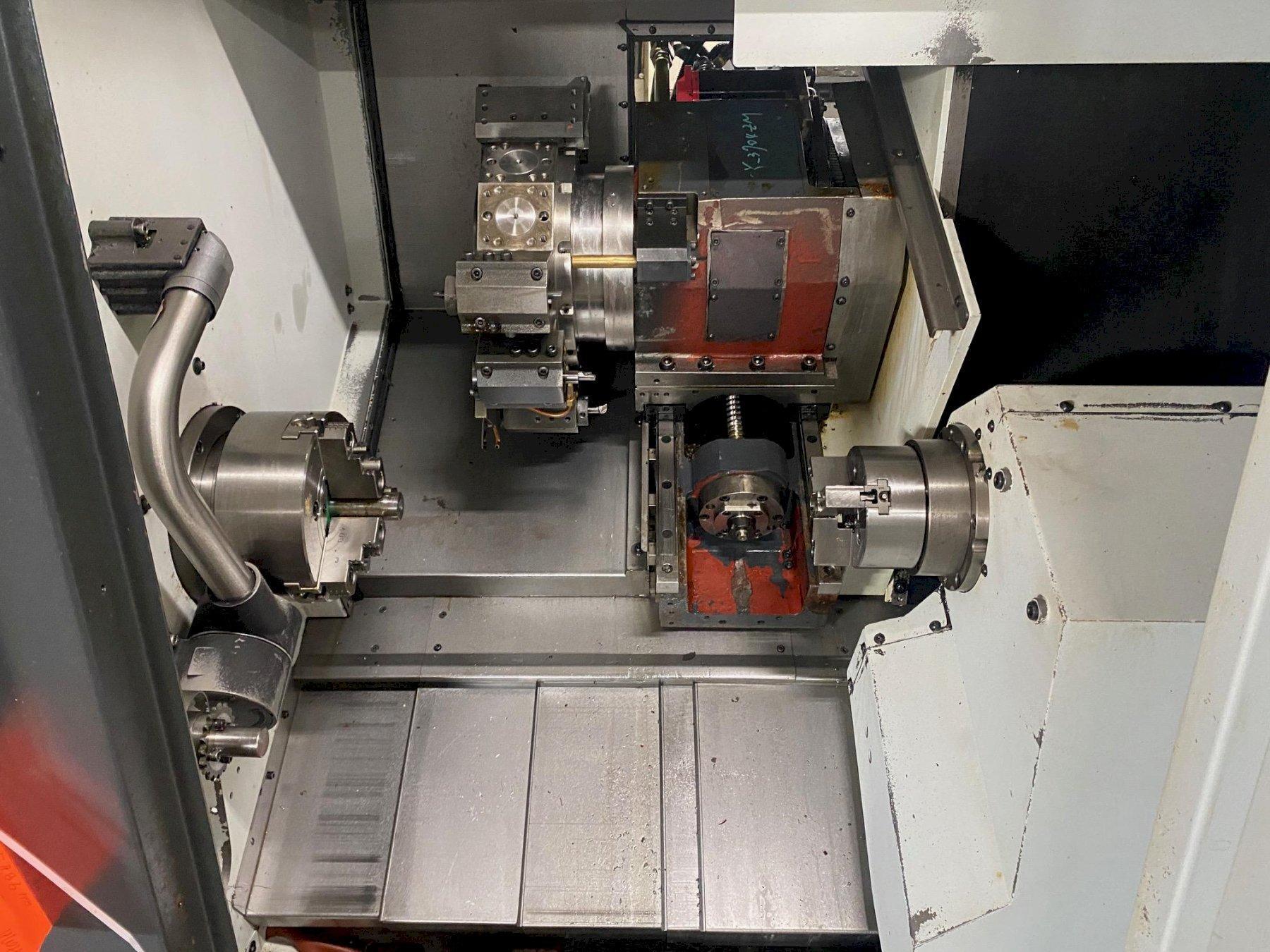 Yama Seiki GLS-2000LMS CNC Horizontal Lathe