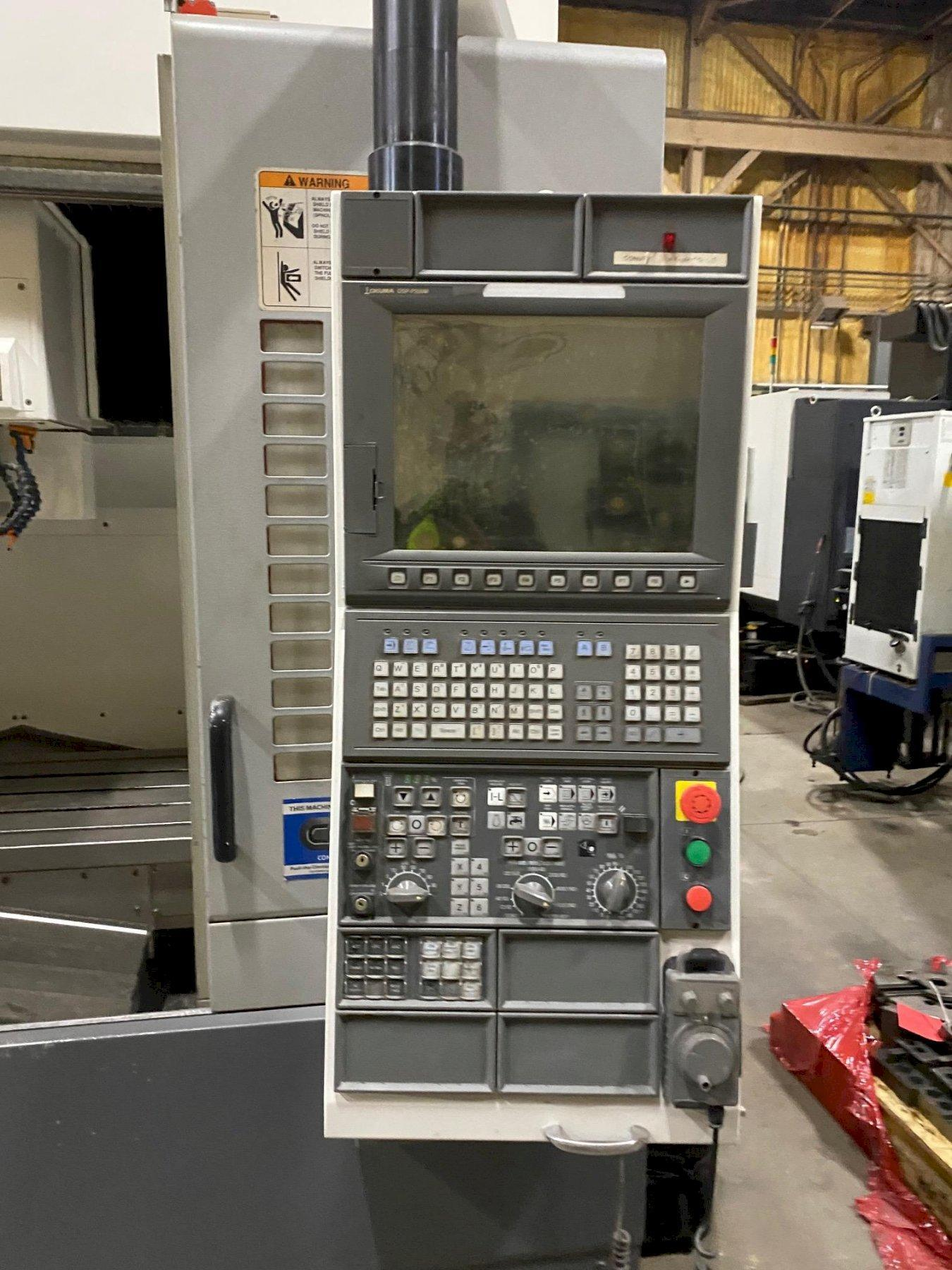 2012 OKUMA MB-66VA CNC Vertical Machining Center