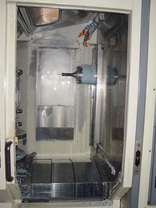 OKK HM-4 CNC Horizontal Machining Center
