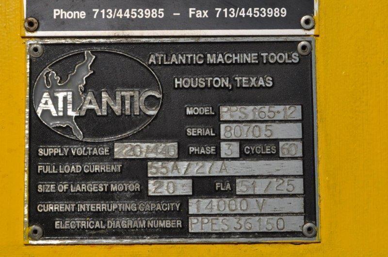 165 Ton Haco Hyd. Press Brake