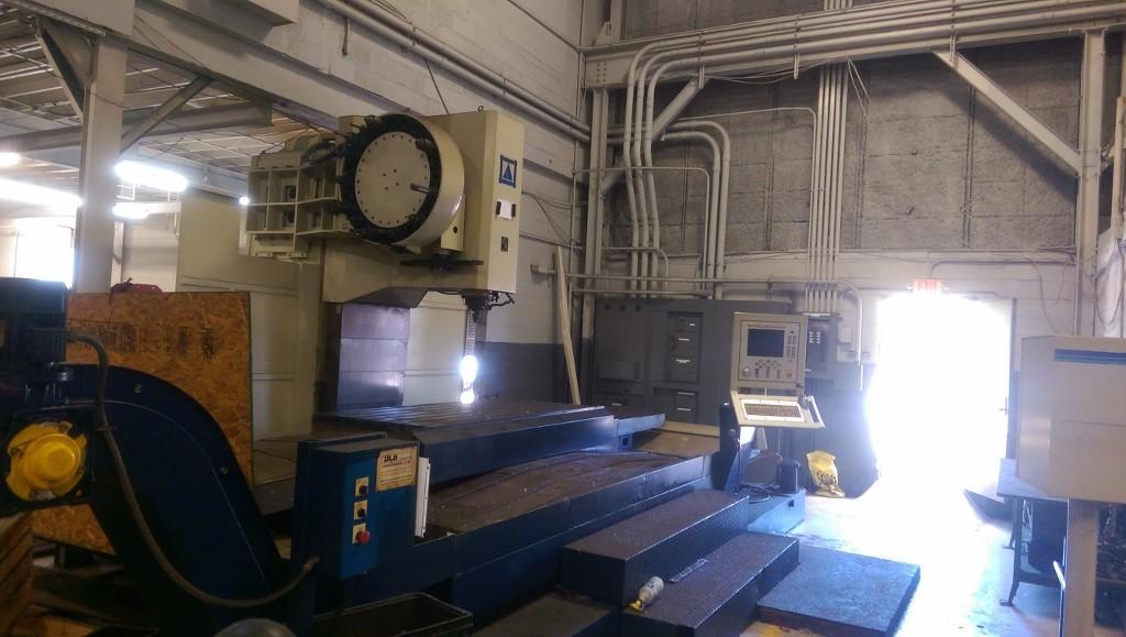 Brute 2210 Vertical Machining Center