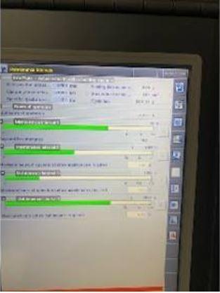 Engel Used e-mac 310/105 US   LSR Molding Machine, 105 US ton, Yr. 2014, 3 oz.