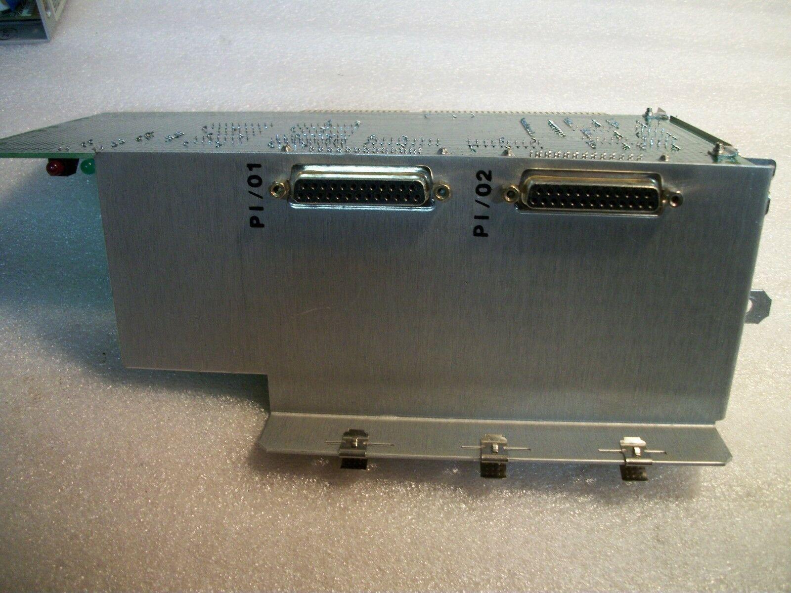 Cincinnati Milacron Siemens CNC Control Circuit Board DIBA 3-531-4637A