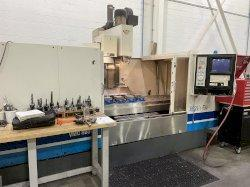 Fadal 8030HT CNC Vertical Machining Center, 32MP, 80