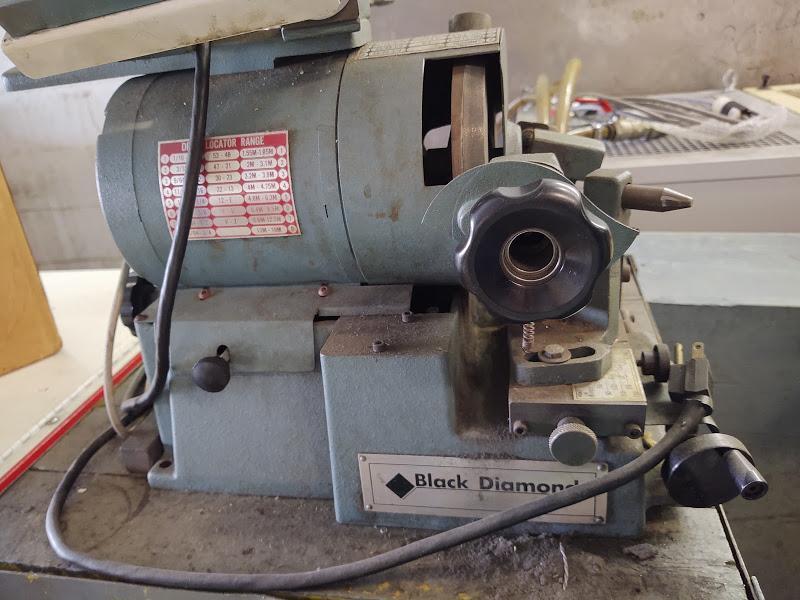 Black Diamond Model BW-95P Drill Grinder, S/N 27755.