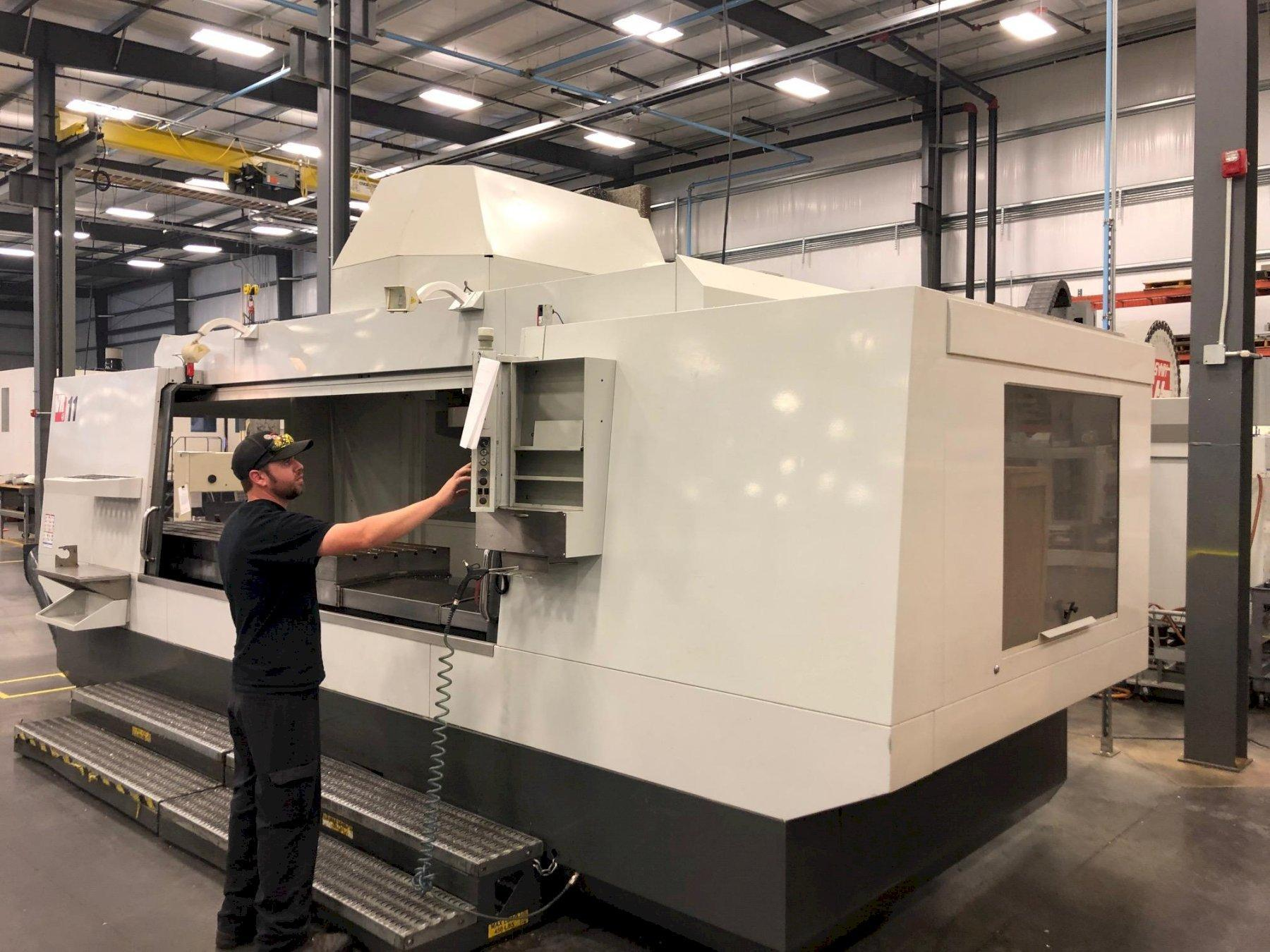HAASHaas VR-11 5-Axis Vertical Machining Center - 2 Available