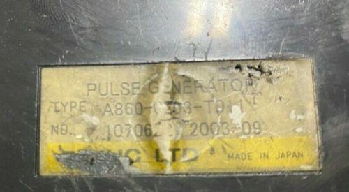 Fanuc Manual Pulse Generator MPG Handwheel, A860-C203-T011