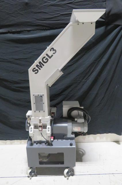 "Matsui Used SMGL3-G1-1/2 Granulator, 10"" x 5"", 0.5hp, 230V, Yr. 2020"