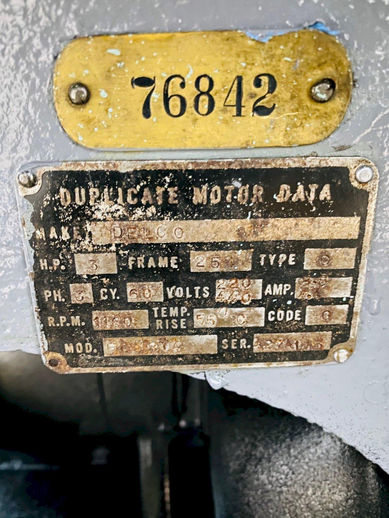 """6"""" PRATT & WHITNEY MODEL """"B"""" VERTICAL SHAPER. STOCK # 1057520"""