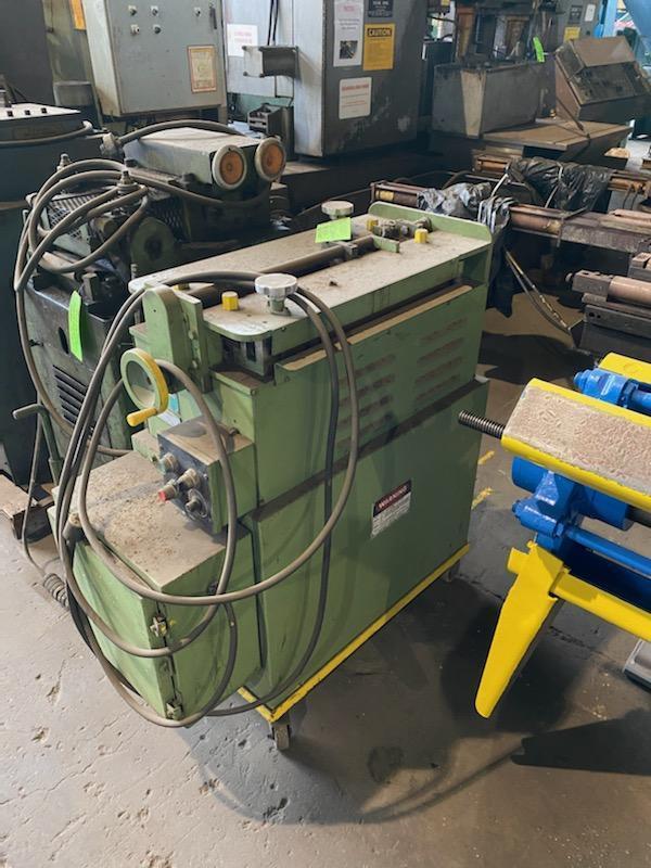 Gauer Deburring Machine Model 5H20