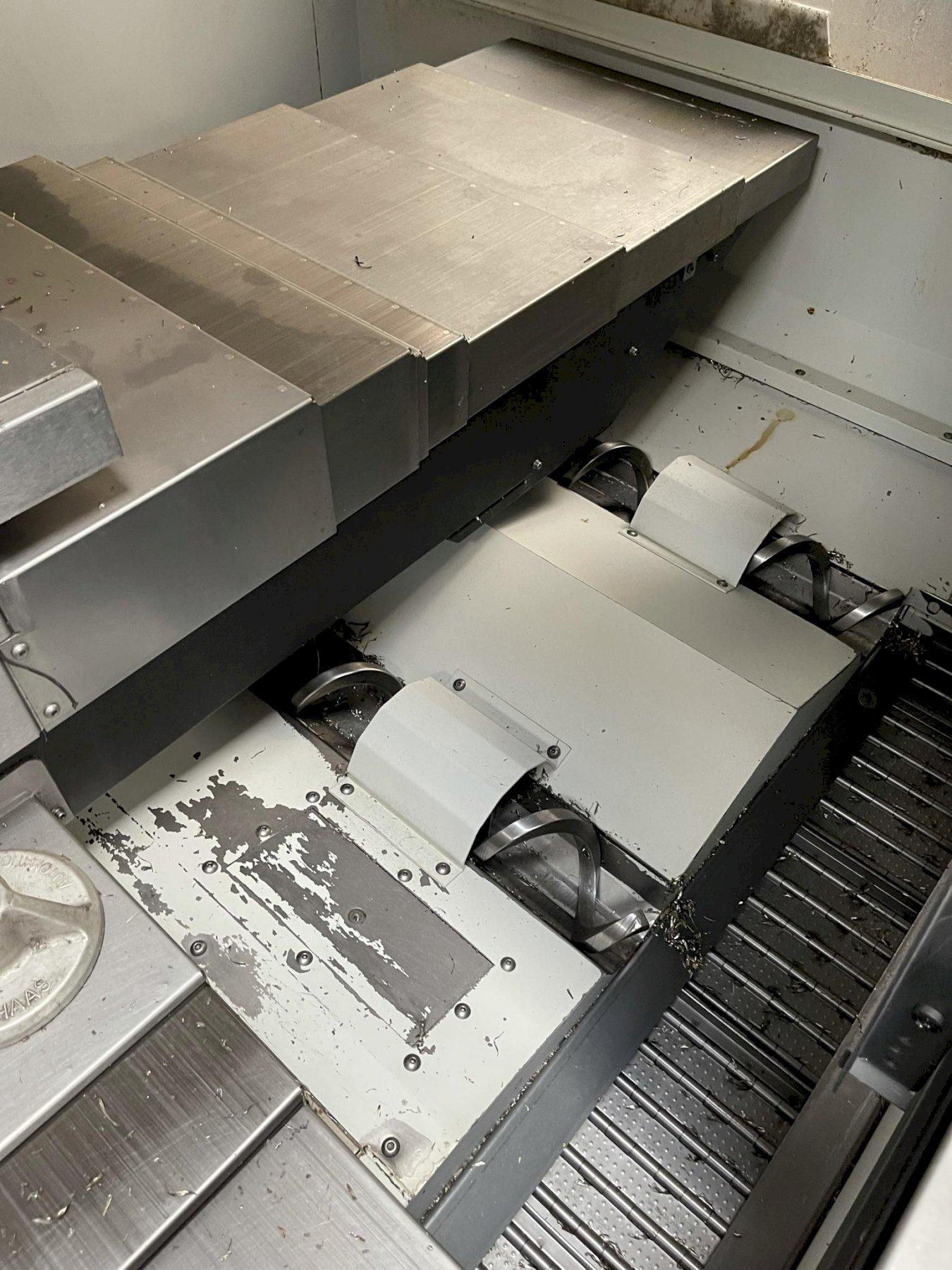 HAAS2014 Haas VF-4 Vertical Machining Center