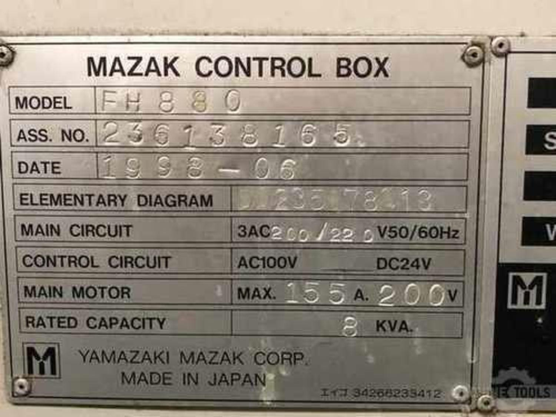MAZAK MAZATECH FH-880