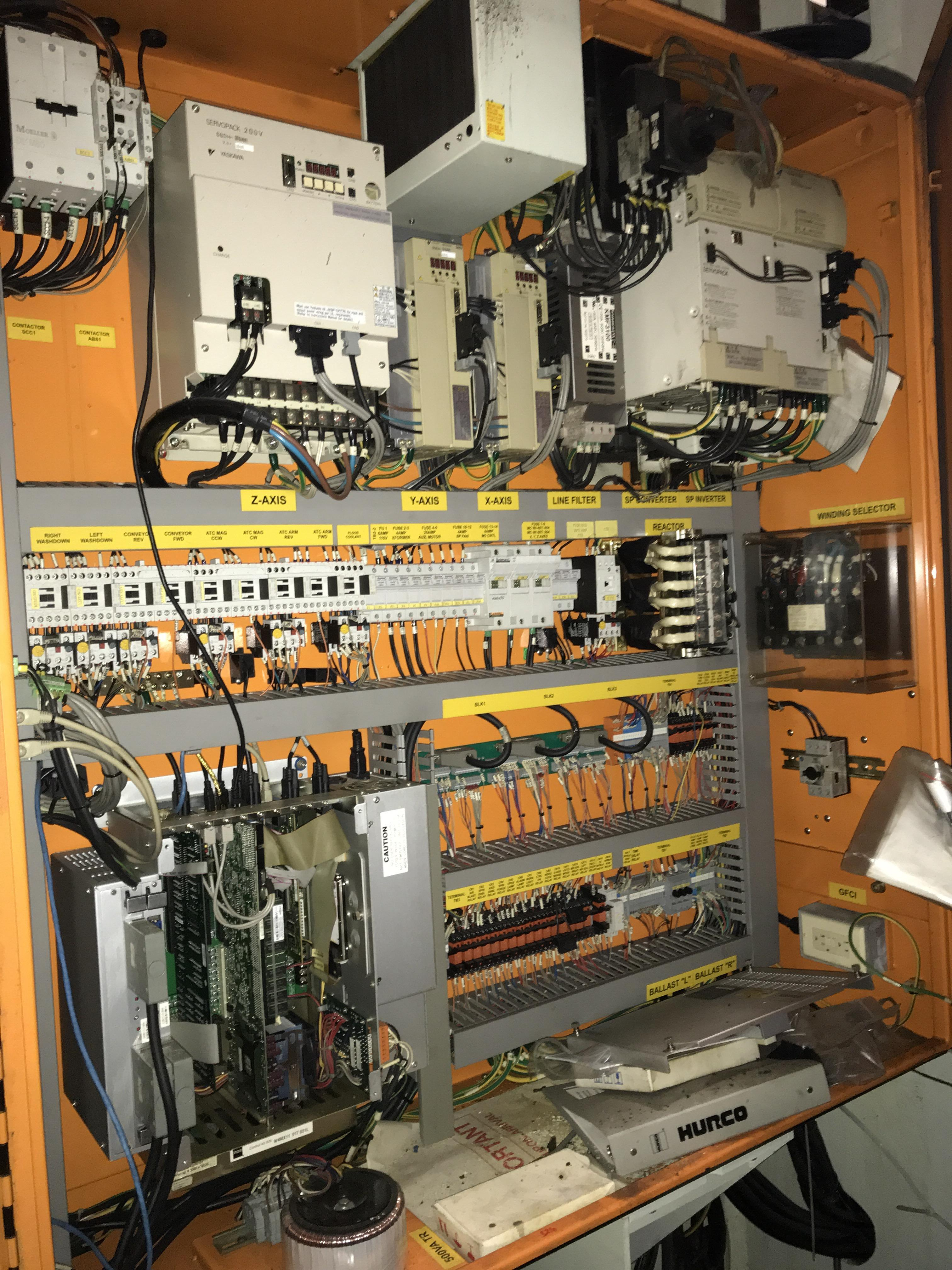 2012 HURCO VMX-84 - Vertical Machining Center