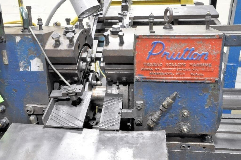 Prutton Model 150AHD-20 Planetary Thread Roller