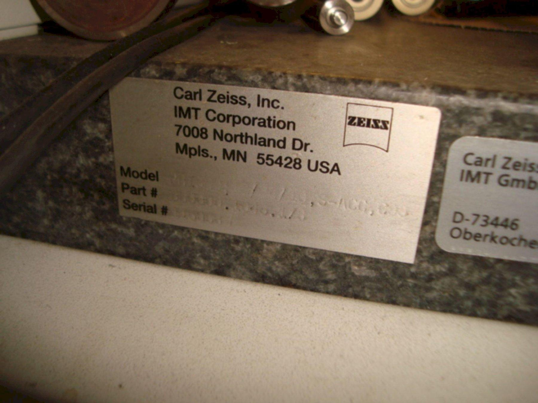 ZEISSZeiss Prismo 12/24/10 DCC Coordinate Measuring Machine (CMM) (#33276)