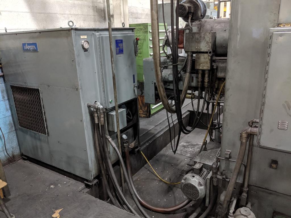 Giddings & Lewis 70-H6-T  CNC Horizontal Boring Mill