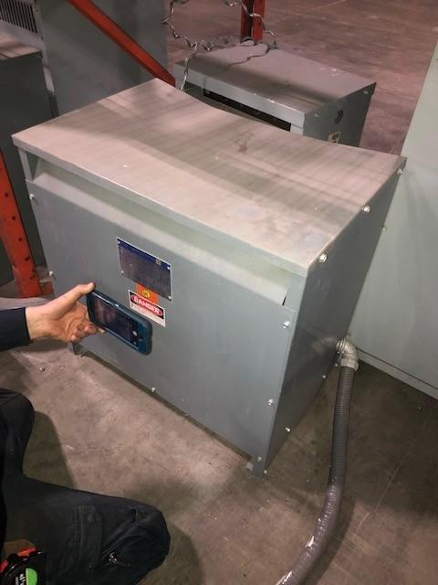 Sorgel Three Phase Insulated Transformer kVA 75