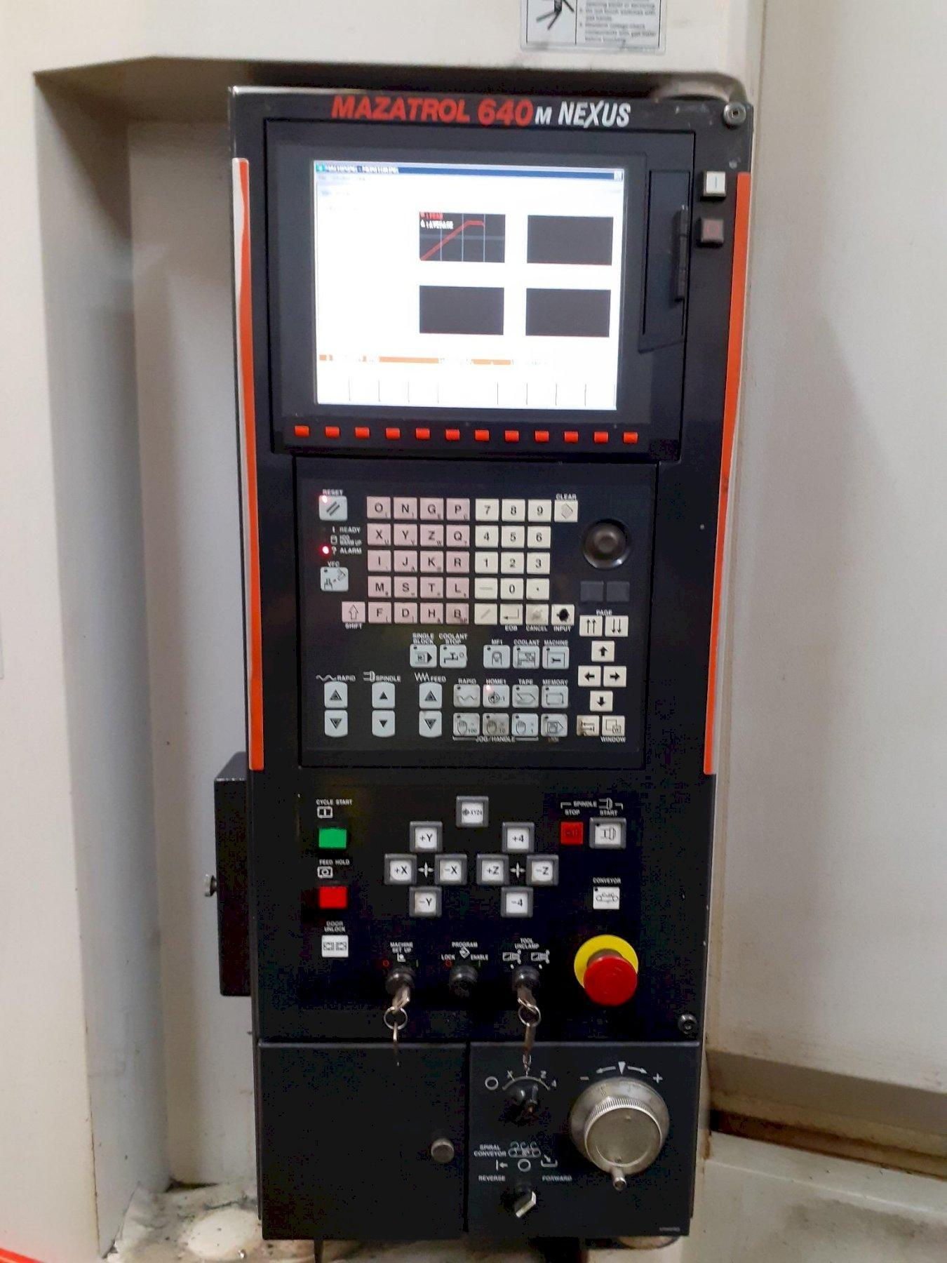 Mazak HCN Nexus 6000 (2005)
