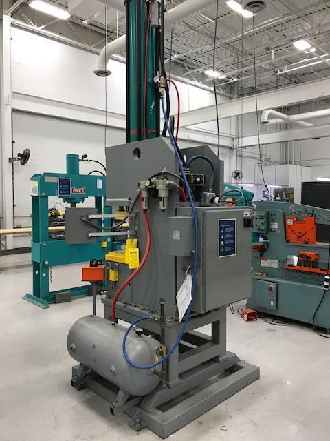 100 Ton Tox Pneumatic Press