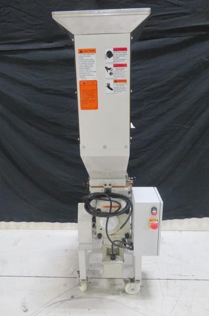 "Matsui Used MGL2-100-230 Granulator, 10"" x 9"", 1hp, 230V, Yr. 2020"